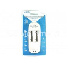 Зарядное устройство SmartBuy SBHC-511 (Li-Ion, 2 слота 18650, 14500, 16500) автомат