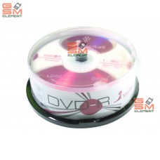 DVD-R 4.7Gb 1-16x