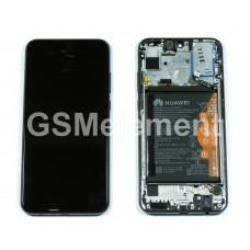 Дисплей Huawei Honor 10i (HRY-LX1T)/Honor 10 Lite (HRY-LX1) модуль в сборе чёрный, оригинал 100%
