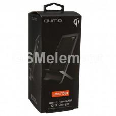 Беспроводное зарядное устройство Qumo PowerAid Qi X Charger