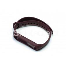 Ремешок для фитнес браслета Xiaomi Mi Band 5, бордовый