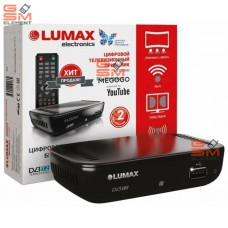 ТВ-приставка Lumax DV1110HD (DVB-T2)