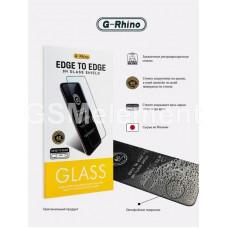 Защитное стекло для Huawei Honor 10 Lite/ Honor 10i/ 20e/ 20i/ 20 Lite/ P Smart 2019, G-Rhino 6D, Premium, чёрный