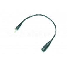 Переходник для зарядки с 5.5*2.1 mm на 4.0*1.7 mm (длинный)
