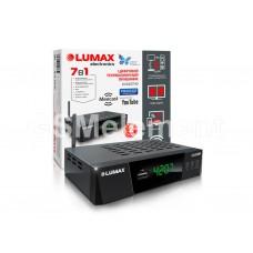 ТВ-приставка цифровая Lumax DV4207HD
