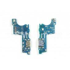 Шлейф Samsung A015F (A01)/ M015F (M01) на системный разъём (узкий коннектор шлейфа)