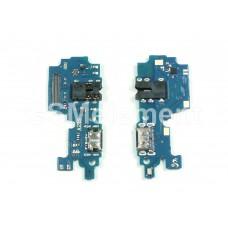 Шлейф Samsung A217F (A21S) на системный разъём