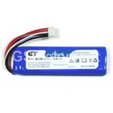 Аккумулятор ET CS-JMF300SL для JBL Flip 3 (3000 mAh 3.7V Li-Pol)