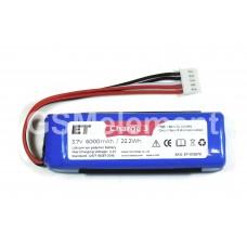 Аккумулятор ET CS-JML330SL для JBL Charge 3 (6000 mAh 3.7V Li-Pol)