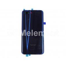 Huawei Honor 10 (COL-L29) Крышка АКБ (Blue), оригинал