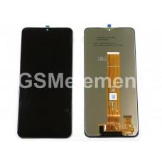 Дисплей Samsung SM-A125F Galaxy A12/ SM-M127F Galaxy M12 в сборе с тачскрином (Black), оригинал