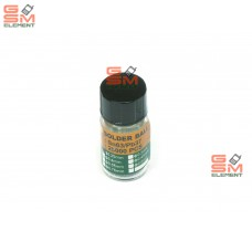BGA шары для реболлинга, 25000 pcs, 0.2 mm