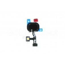 Шлейф Samsung A125F/M315F (A12/M31) на кнопку HOME в сборе, чёрный, оригинал