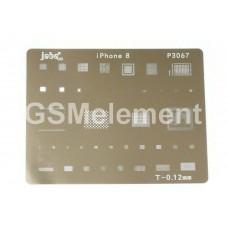 BGA трафарет iPhone 8/8 Plus P3067