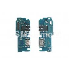 Шлейф Samsung A125F (A12)/ M127F (M12) на системный разъём