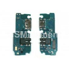 Шлейф Samsung A022G (A02) на системный разъём