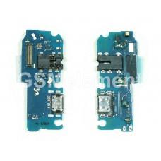 Шлейф Samsung A125F (A12)/ M127F (M12) на системный разъём, оригинал