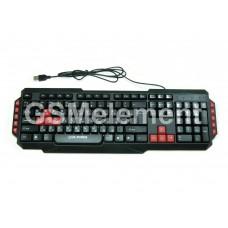 Клавиатура проводная Live-Power, LP304-K, игровая