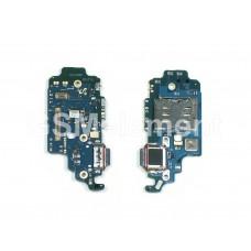 Шлейф Samsung G988B (S20 Ultra) на системный разъём, оригинал