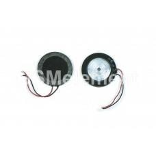 Звонок (buzzer) универсальный (20*2.5 мм) (8 Ом) с проводами
