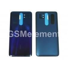 Крышка АКБ Xiaomi Redmi Note 8 Pro синий