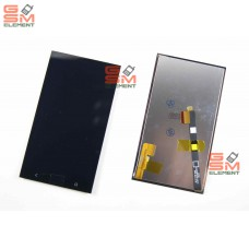Дисплей HTC One M7 в сборе с тачскрином чёрный