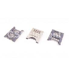 Коннектор SIM Sony MT27i/MK16i/ST18i/ST26i/ST23i/Fly iQ441/iQ446