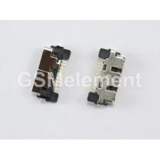Разъем системный Samsung D600/E330/E730/E360/E380/E800/S400i/X480/X550/X640 оригинал