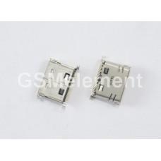 Разъем системный Samsung D800/D820/D830/D840/D900/D520/E250/E480/E490/E500/E780/E830/E840, оригинал