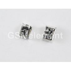 Разъем системный Samsung i9100/S5510/S7070/S3550/S5150/C3300/M7600/B7300C/B7610/B7620/S5600 оригинал