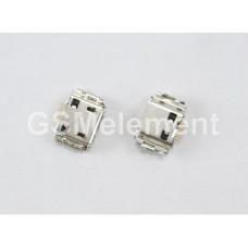 Разъем системный Samsung S7350/S8000/S8300/i5700/i7500/i8000/B3210/B7330/B7722/C3530/N7000 оригинал