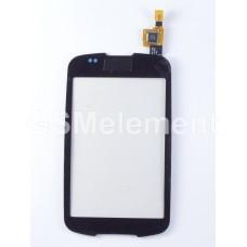 Тачскрин LG P500 Optimus One чёрный, оригинал china