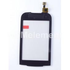 Тачскрин LG P698 Optimus Link Dual Sim/P690 Optimus Link/P692/P696 чёрный, оригинал china