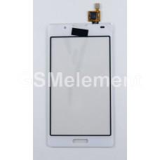 Тачскрин LG P713 Optimus L7 Dual белый