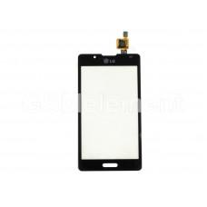 Тачскрин LG P713 Optimus L7 Dual чёрный