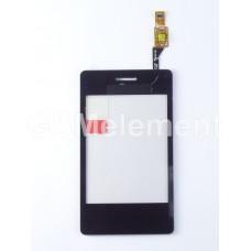 Тачскрин LG T370 чёрный