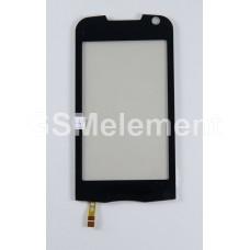 Тачскрин Samsung B7722 Duos чёрный