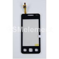 Тачскрин Samsung C6712 Duos чёрный