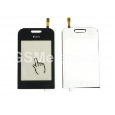 Тачскрин Samsung E2652 чёрный
