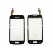Тачскрин Samsung i8160 черный оригинал china