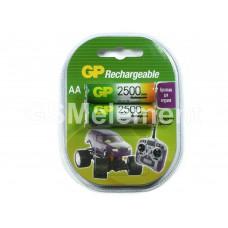 Аккумулятор AA GP 250AAHC-2CR2 2500mAh