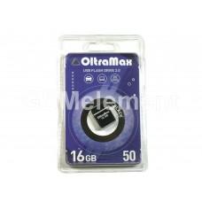 USB флеш-накопитель 16Gb OltraMax 50 mini Black