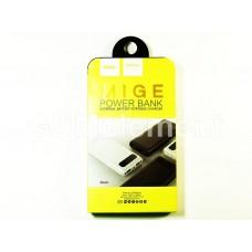 Внешний аккумулятор Hoco B20A 20000 mAh (2 USB выхода 2,1A, дисплей, фонарь) чёрный
