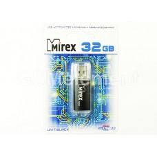 USB флеш-накопитель 32Gb Mirex USB 2.0 UNIT Black