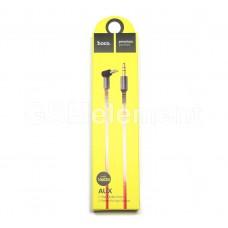 Аудио-кабель Jack 3.5mm - Jack 3.5mm AUX Hoco UPA02 (1,0 m) красный