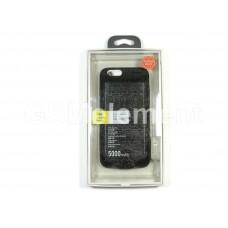 Внешний аккумулятор Baseus 5000 mAh для Apple iPhone 6/6S, чёрный