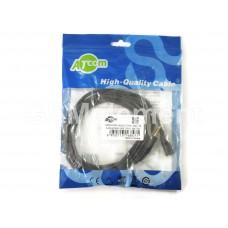 Аудио-кабель Jack 3.5mm (m) - Jack 3.5mm (f) удлинитель AUX (1,8 m)