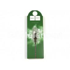USB датакабель micro USB Hoco X14 Times speed (1.0 m) (2.1A) в переплете, чёрный