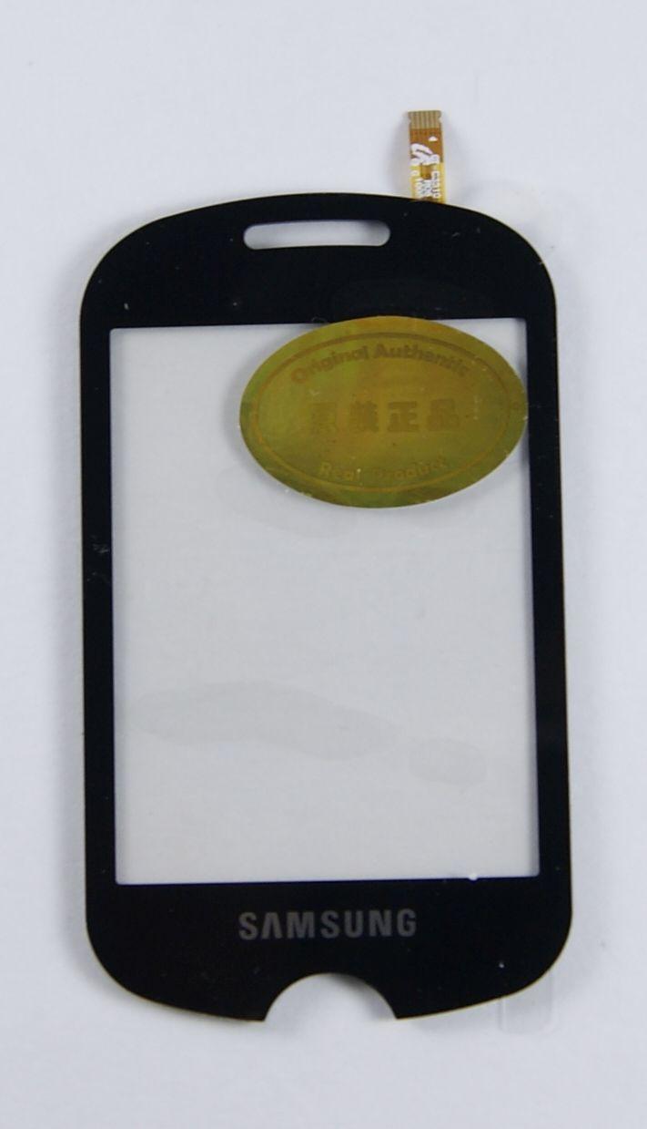 Тачскрин Samsung C3510 чёрный