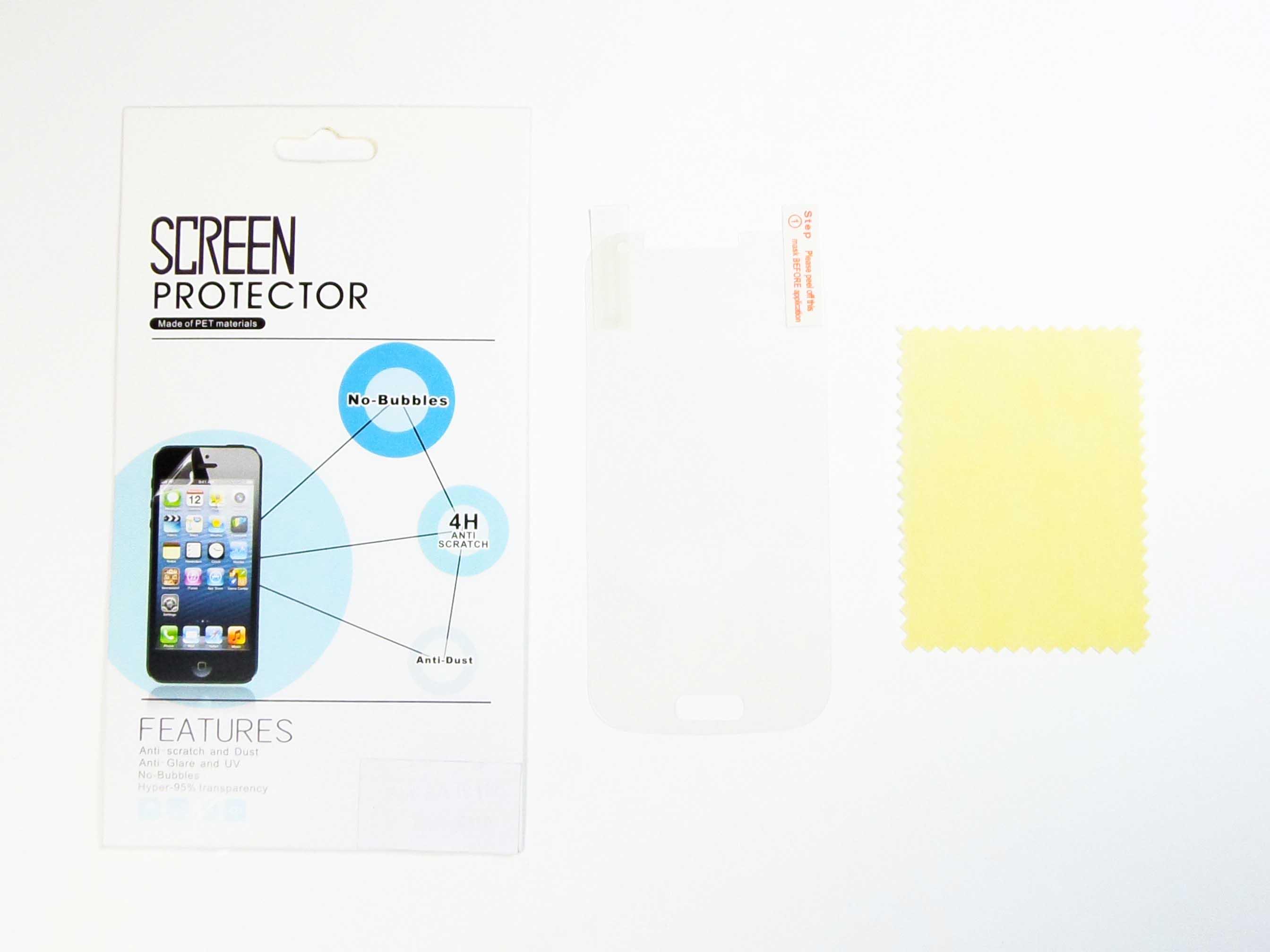 Защитная плёнка для Alcatel OT-4027D/5019D (Pixi 3) (4.5